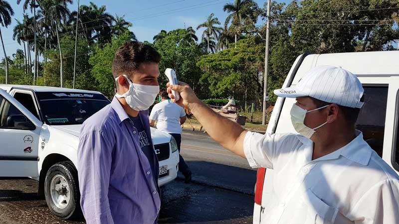 Camagüey intensifica acciones frente a la COVID-19 (+Audio)