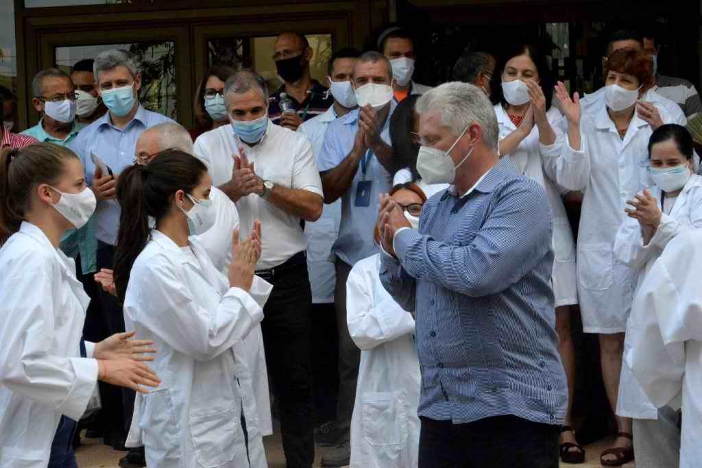 Otro hito de la ciencia cubana: Abdala con eficacia del 92,28 por ciento en tres dosis  (+Audio)