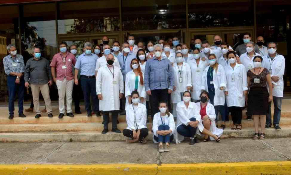 Otro hito de la ciencia cubana: Abdala con tres dosis, tiene una eficacia del 92,28 por ciento