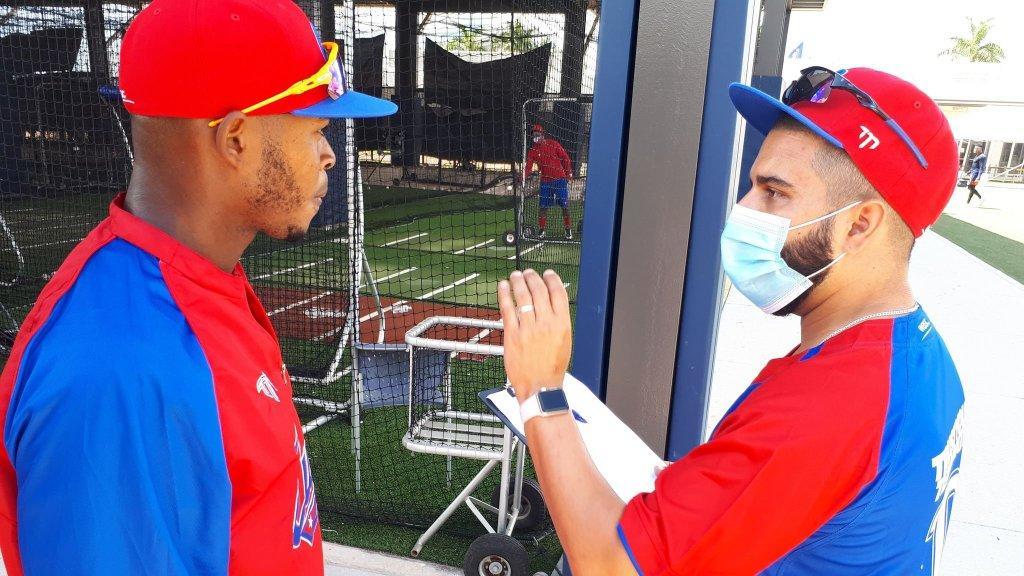 Equipo cubano quiere su boleto a Tokio en la Florida (+Audio)