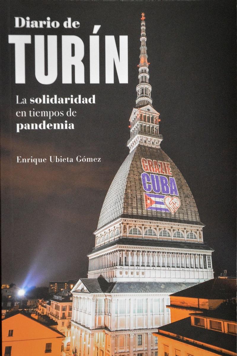 Diario de Turín: un libro hermoso y necesario