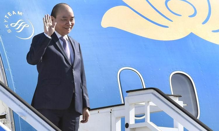 Visitará hoy Santiago de Cuba el presidente de Vietnam Nguyen Xuan Phuc (+Audio)
