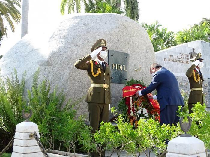 Concluyó Presidente de Vietnam visita oficial a Cuba (+Video)