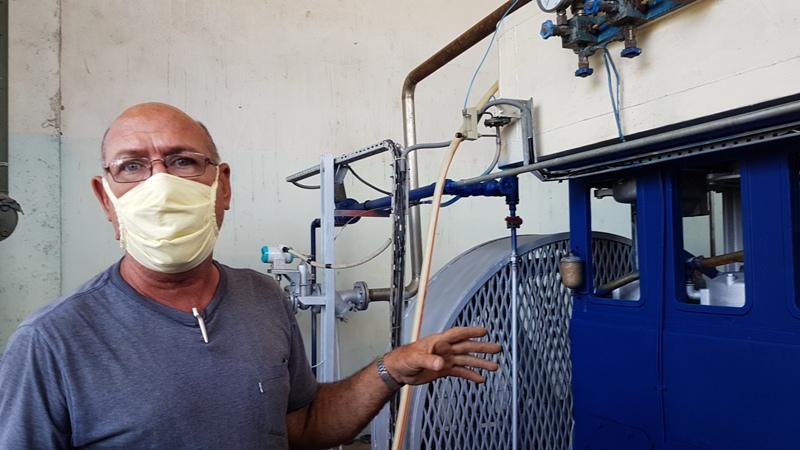 Planta de Sorbitol produce oxígeno en Camagüey