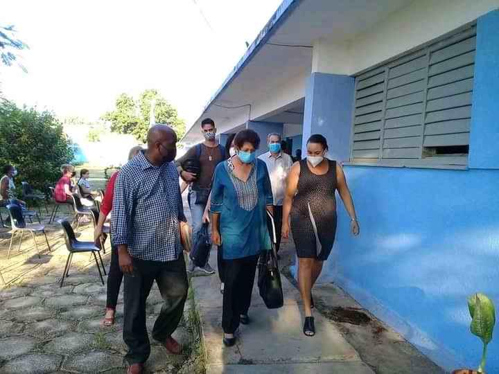 Avanzan preparativos para reinicio curso escolar en Matanzas, con un 98 por ciento de cobertura docente