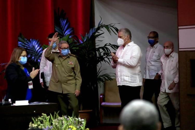 VIII Congress of the Communist Party of Cuba begins