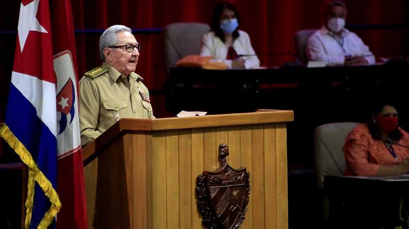 Raul Castro expresses confidence in Cuba future