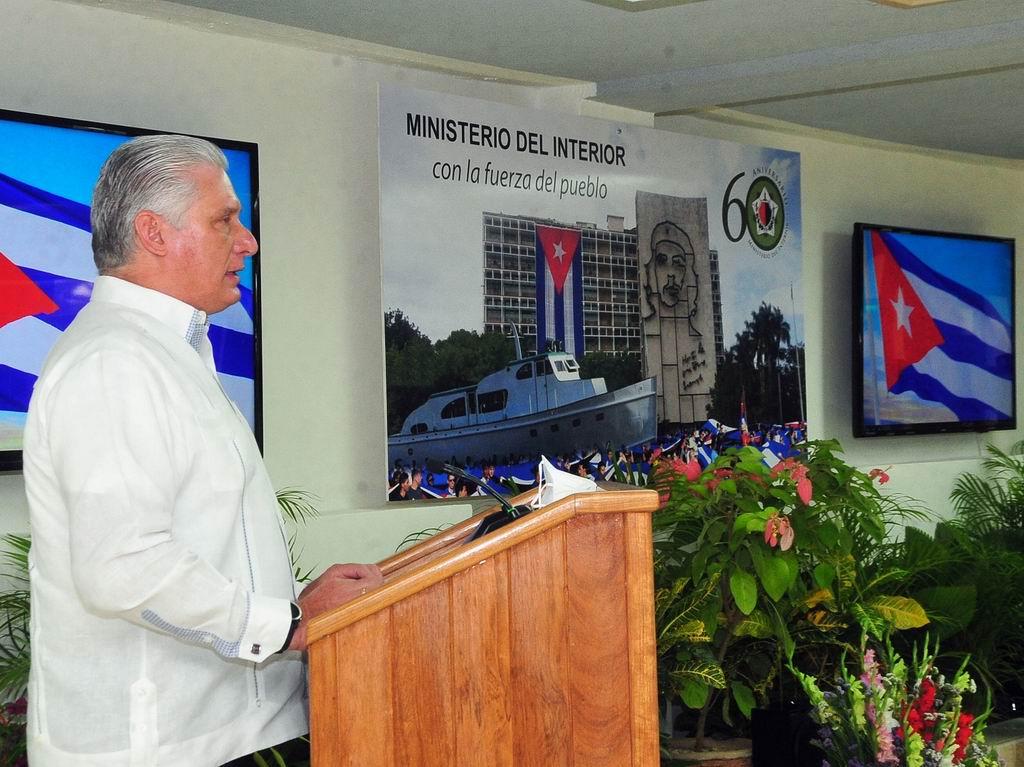 Ministerio del Interior, nacido del pueblo y para el pueblo (+Audio)