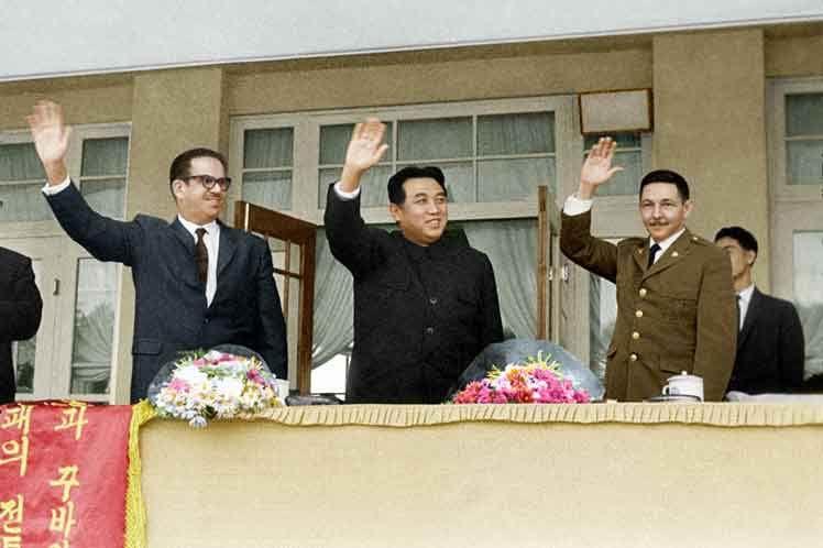 Cuba y la RPDC recuerdan visita de Raúl Castro a Pyongyang