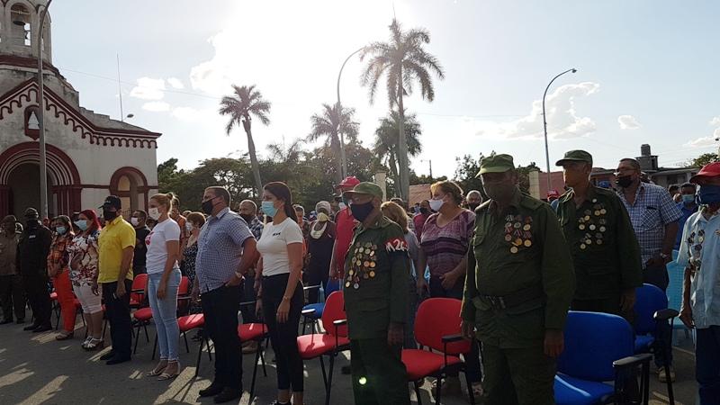 Fidel en Camagüey, con la Caravana de la Libertad (+Audio)