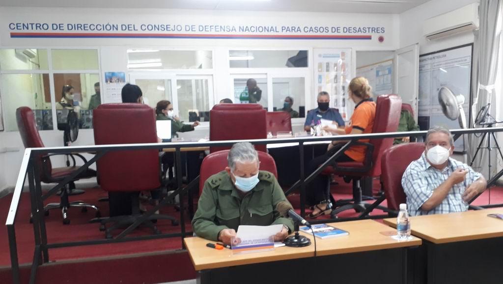 Atentos ante el paso de Ida por territorio cubano