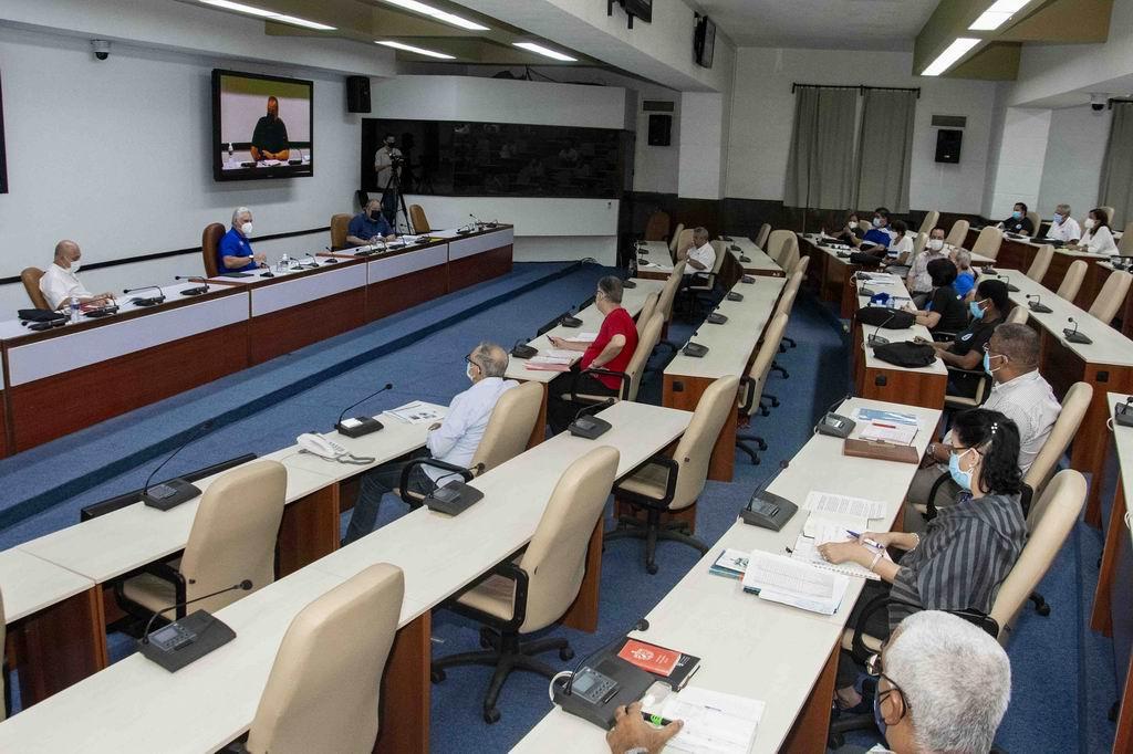 Cuba actualiza protocolo de atención para el diagnóstico y manejo clínico de pacientes con COVID-19 (+Audio)