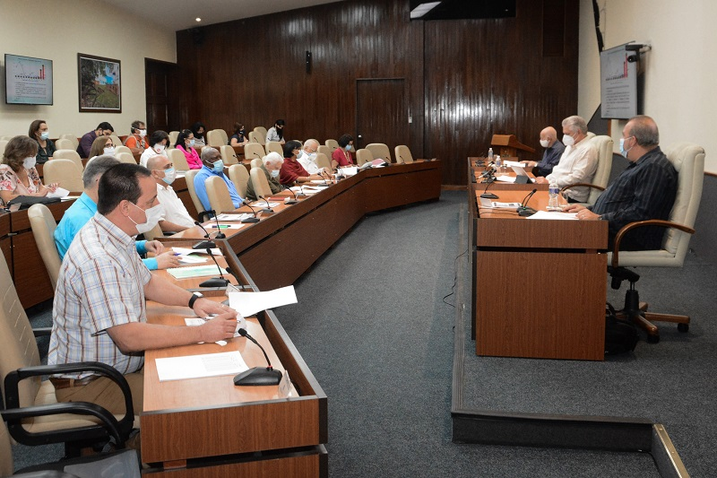 Cuba sigue perfeccionando protocolos frente a la COVID-19 (+Audio)