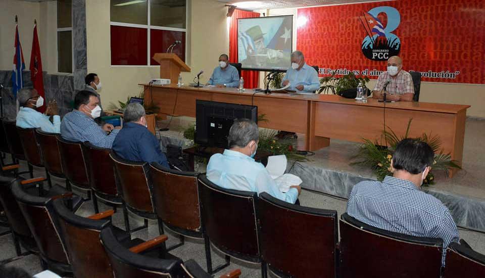El 8vo. Congreso del PCC continúa vivo en Las Tunas