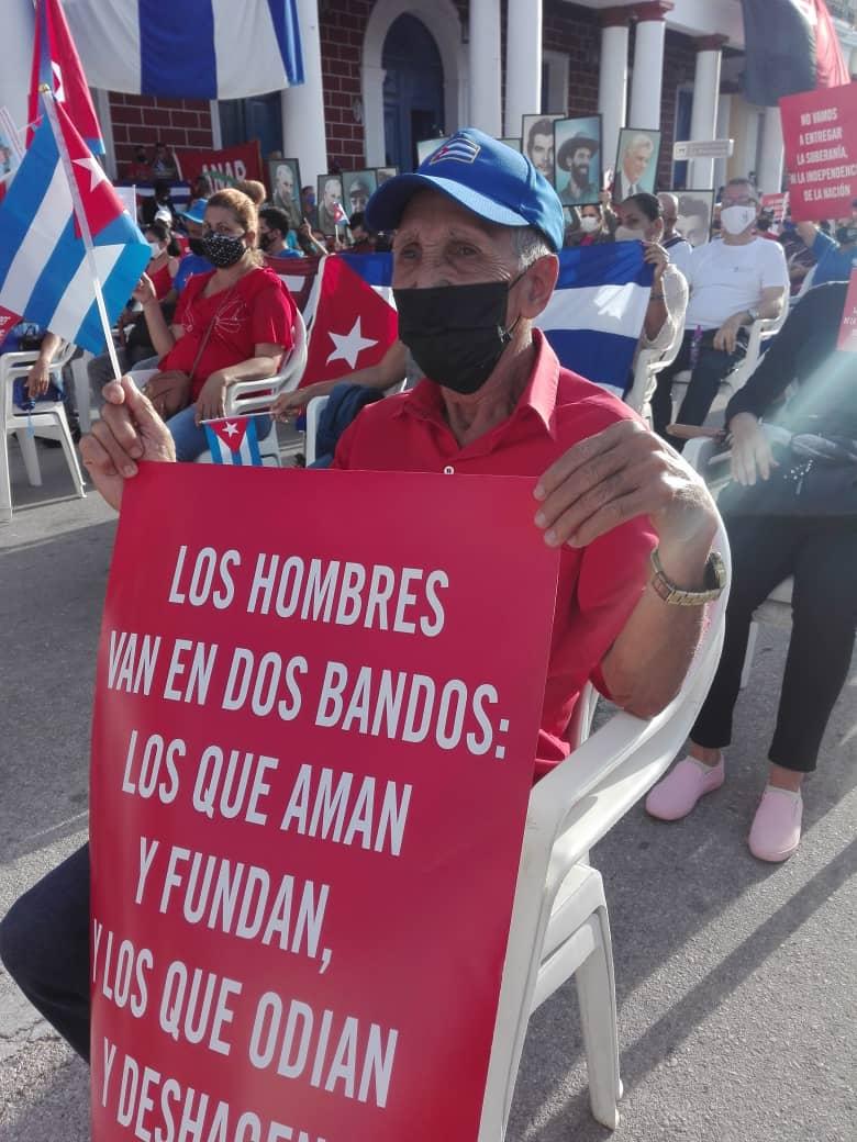En Holguín, junto a los que aman y fundan (+Audio)