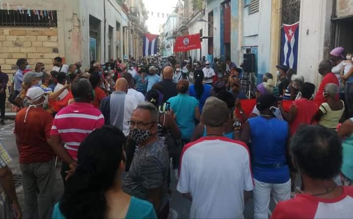 """En La Habana, """"Mi Razón es mi Escudo"""" (+Audio)"""