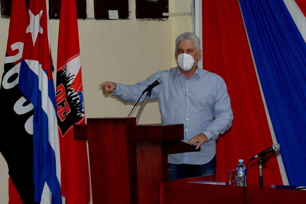 En Sancti Spíritus el Octavo congreso del Partido está vivo