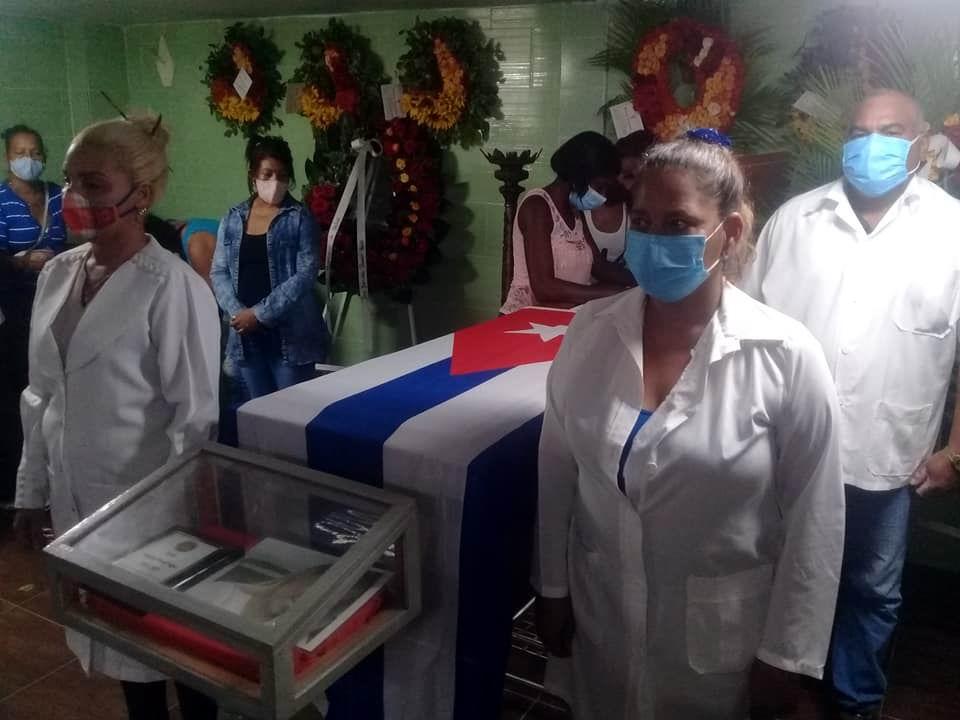 Exaltan cualidades humanas y profesionales de doctora fallecida en Venezuela