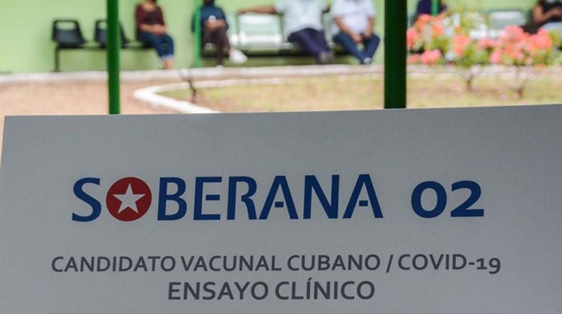 The Clinical Trial Milestone on Soberana 02 Vaccine through over 44010 Volunteers