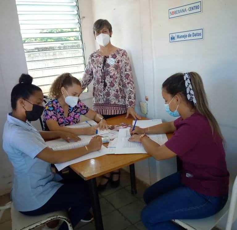 Ensayo Clínico Soberana Centro continúa desarrollándose con éxitos (+Audio)
