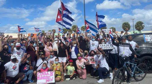 Señala presidente cubano que protesta mundial contra el bloqueo se ha convertido en una ola imparable
