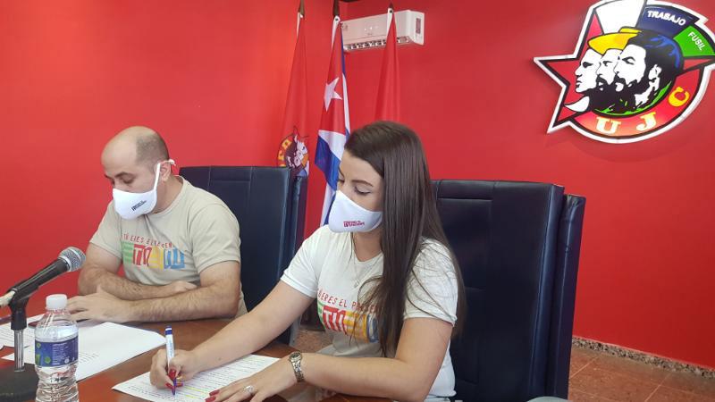 Inician en Cuba celebraciones por los aniversario de la UJC y la OPJM