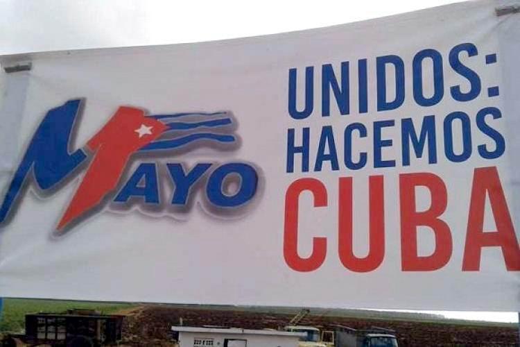 En Cienfuegos alegría y entusiasmo por el Primero de Mayo (+Audio)