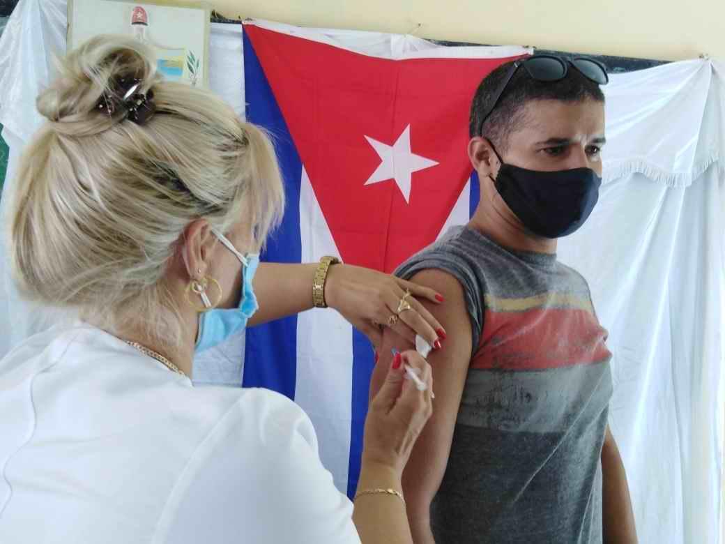 Inició la vacunación general en Las Tunas (+Audio)