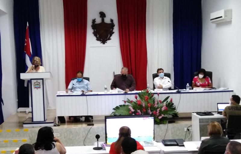 Asiste primer ministro Manuel Marrero Cruz a consejo de gobierno en Matanzas