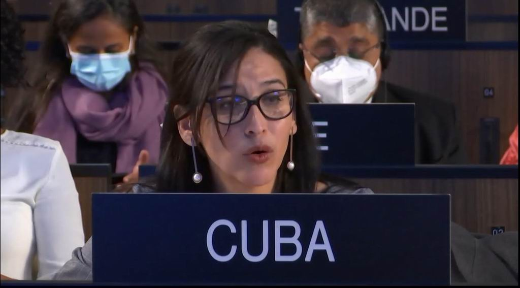Denuncia Cuba ante Unesco impacto del bloqueo estadounidense