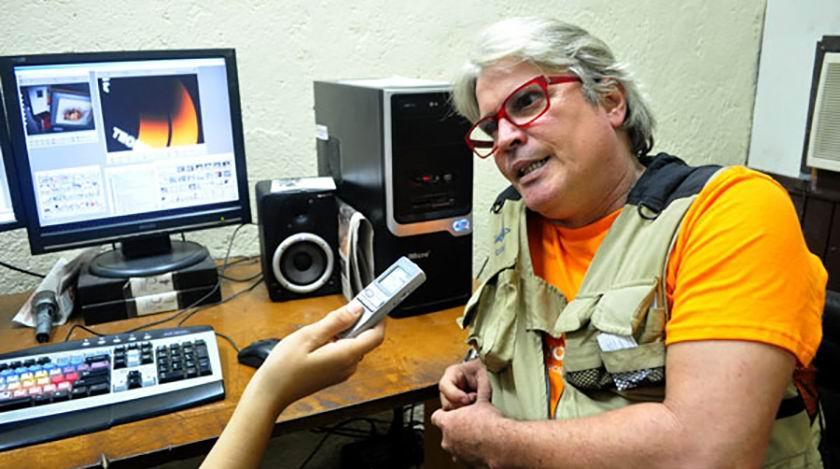 Propone Roly Peña nueva serie humorística para la televisión cubana