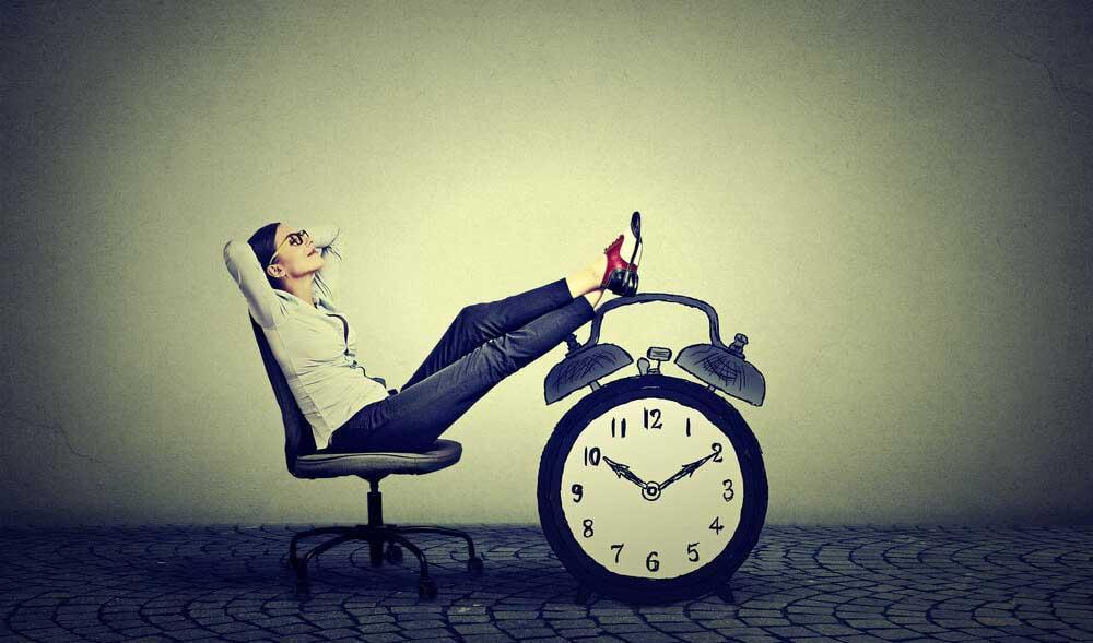 Usemos el tiempo sabiamente