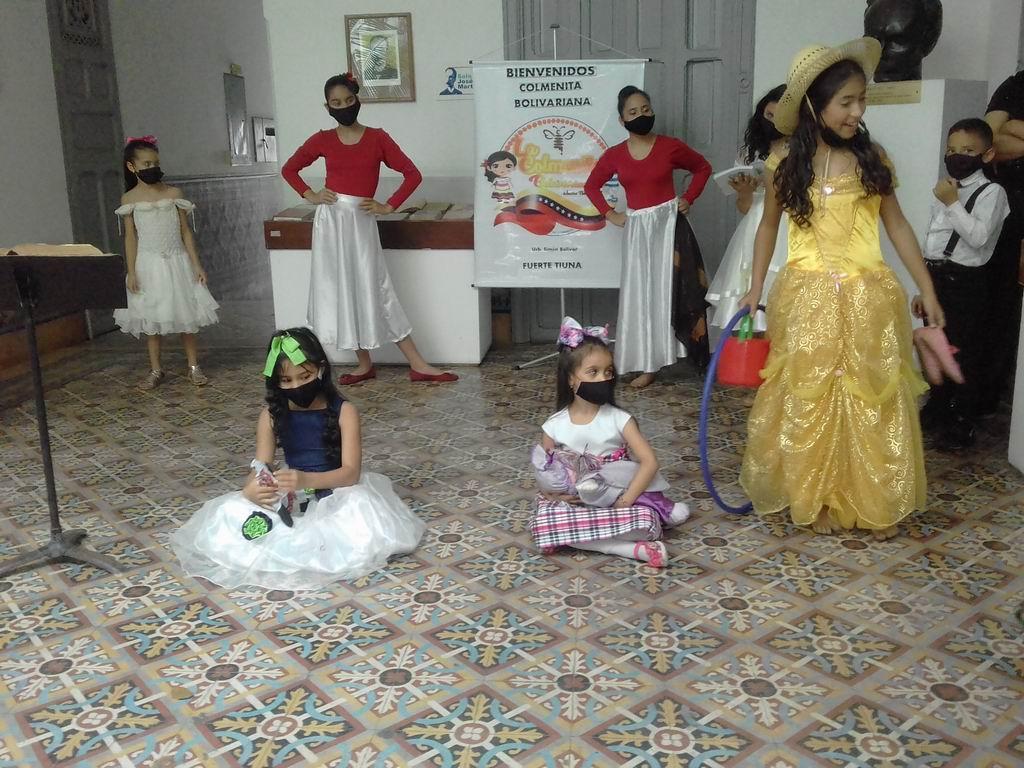 En Audio: Arte y risas para los niños venezolanos