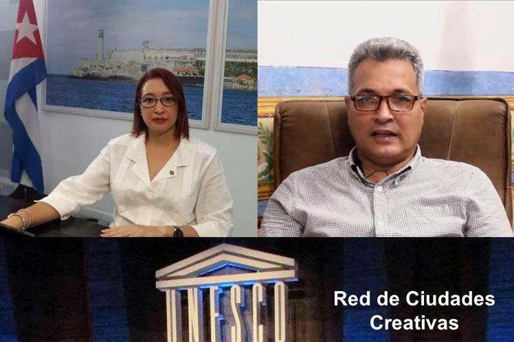 Ciudades creativas de Cuba exponen en Unesco impacto de Covid-19