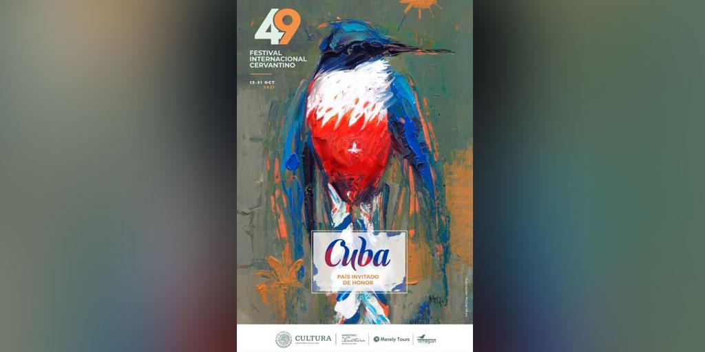 Resplandece Cuba en Festival Internacional Cervantino (+Audio)