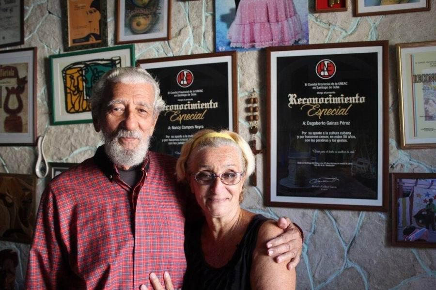 Dagoberto Gainza, Premio Nacional de Teatro 2021