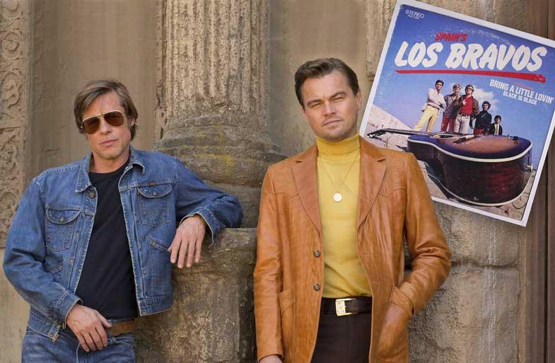 Detrás de la música: Bring a little lovin, llevada al cine por Tarantino