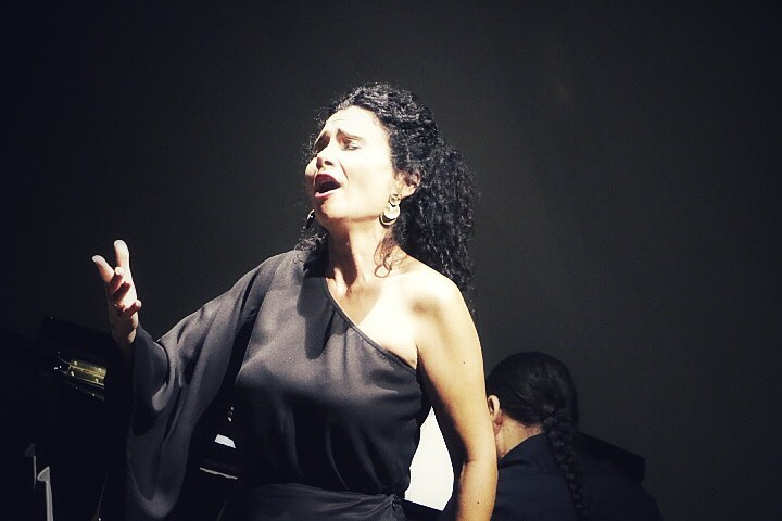 Detrás de la música: Pilar Moraguez