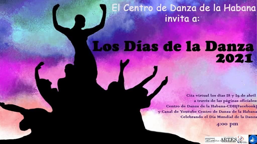 Anuncian Los días de la Danza en La Habana
