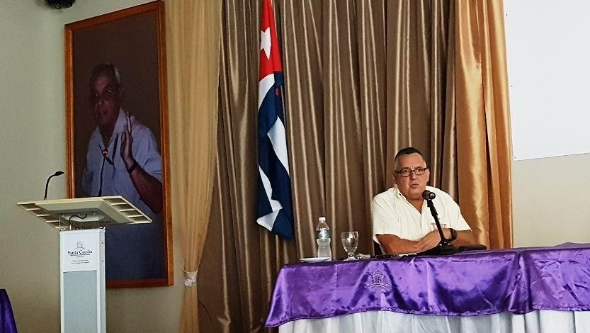 Director OHCC José Rodríguez Barreras
