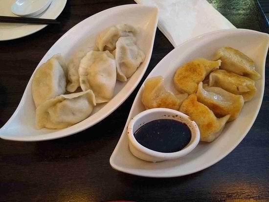 Dos formas de hacer dumplings