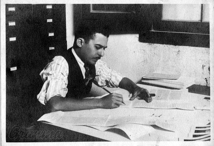 Emilio Roig de Leuchsenring asumió en 1935 la máxima responsabilidad de la Oficina del Historiador de la Habana