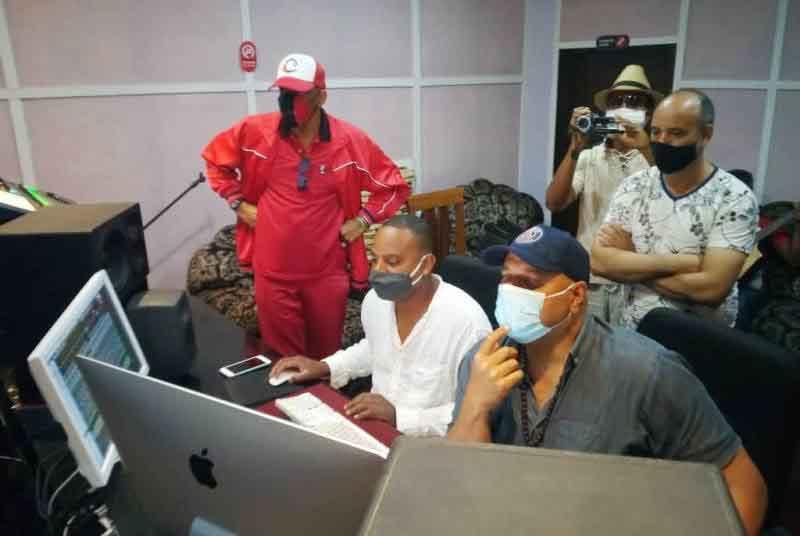 Artistas camagüeyanos cantan a la Patria (+Audio)
