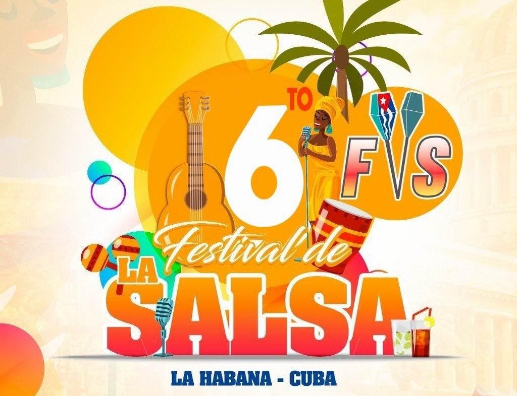 Postergan sexta edición del Festival de la Salsa en Cuba