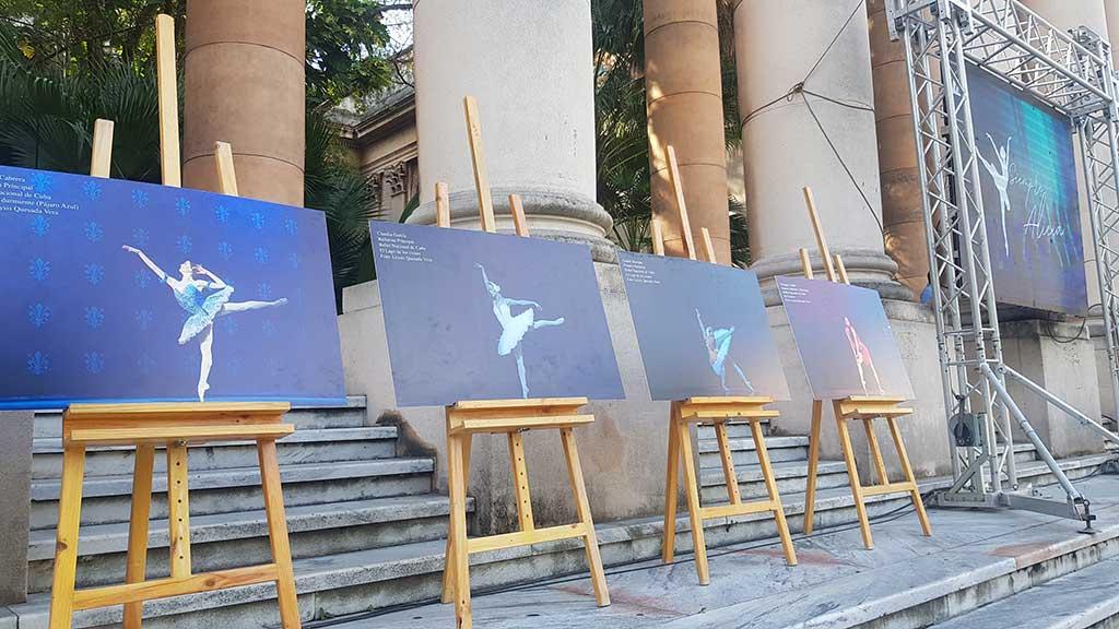 Entre la FEU y el Ballet, Alicia