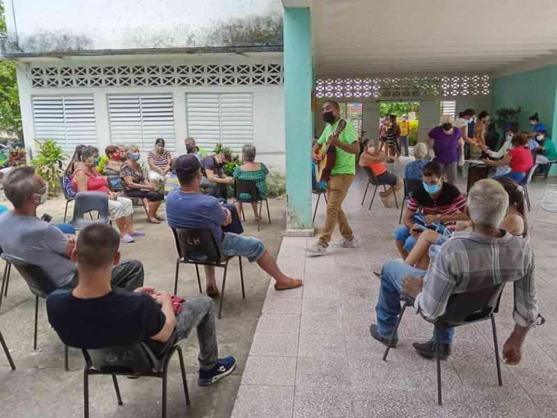 Grupo de Teatro Los Elementos, Premio Nacional de Cultura Comunitaria (+Audio)