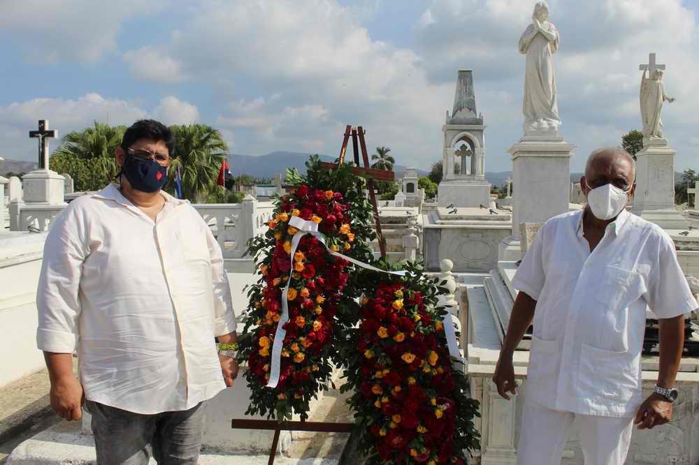 Flores  para  Matamoros, Compay Segundo y Chepín