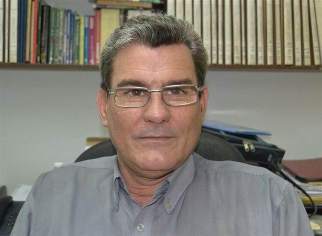 Presidente de la Unión de Historiadores de Cuba Jorge Luis Aneiros Alonso