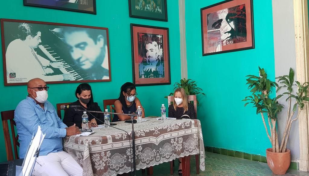 En Audio: Interpretarán jóvenes músicos repertorio de Adolfo Guzmán