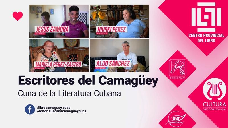 Camagüey propone leer en casa (+Audio)